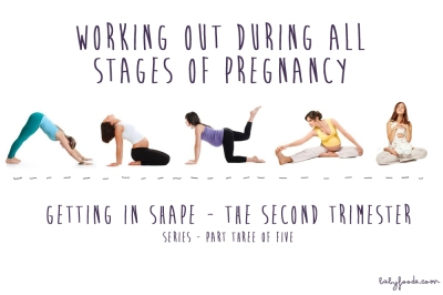 getting in shape-2nd trimester